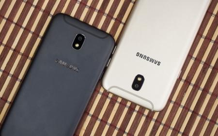 گوشی (Galaxy J7 (2017 آخرین دریافت کننده اندروید پای