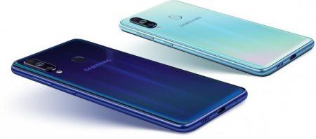 گوشی Samsung Galaxy A60 در رنگی جدید خودنمایی کرد: هلویی غباری