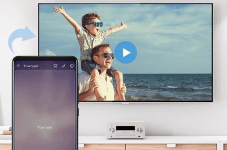 اولین تلویزیون هوشمند هواوی با سیستمعامل هارمونی