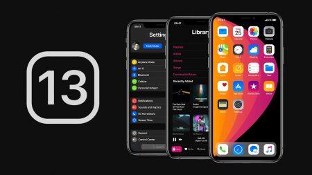 مدیریت بهتر حریم شخصی در iOS 13