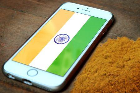 صادرات آیفونهای تولید شده در هند به اروپا