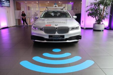 BMW با همکاری تنسنت، یک مرکز پردازشی را در چین احداث میکند