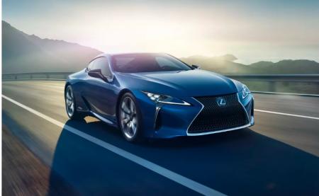 تمامی اتوموبیلهای لکسوس تا سال ۲۰۲۵ یک ویژگی الکتریکی خواهند داشت