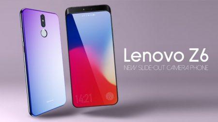 لنوو Z6 در روز پنج شنبه (۴ جولای) رونمایی خواهد...