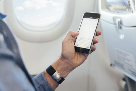 ارائه اینترنت رایگان برای مسافران دو شرکت هواپیمایی در ایالات متحده