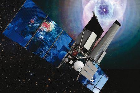 تلسکوپ اشعهایکس در راه اکتشاف فضا