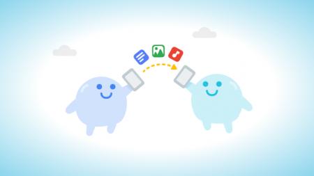 گوگل Fast Share را جایگزین اندروید بیم کرد