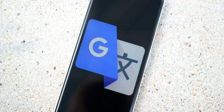 پیشرفت ترجمه تصویری زنده گوگل به لطف هوش مصنوعی