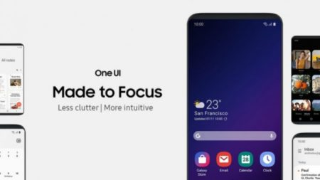 رابط کاربری One UI 2.0 با اندروید Q عرضه میشود