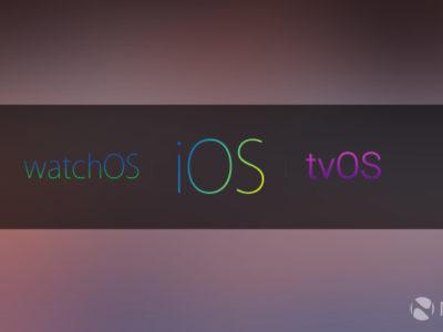 سیستمعاملهای اپل