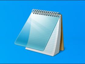نرمافزار Notepad