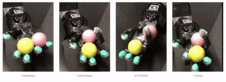 دست رباتیک گوگل