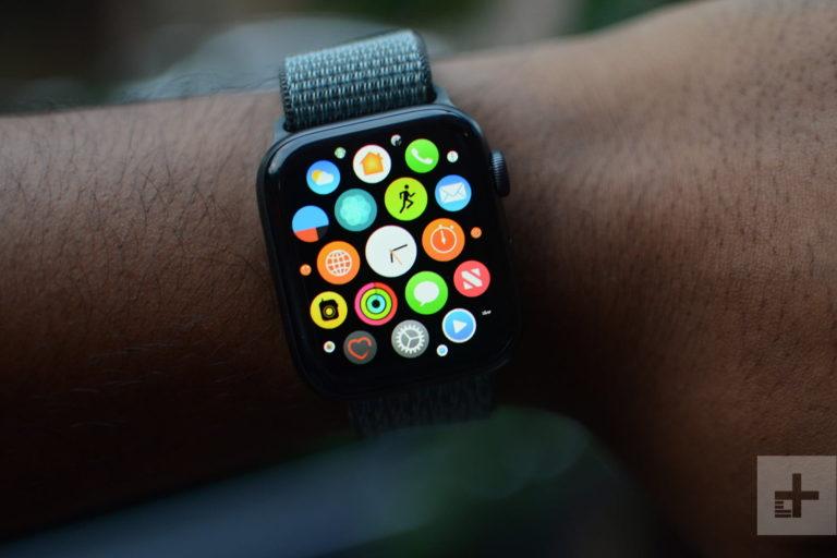 چگونه میتوان در اپل واچ اسکرینشات گرفت؟