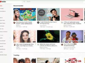 طراحی صفحهی اصلی یوتیوب تغییر کرد