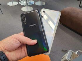 گوشی ارزان قیمت گلکسی ای 71 نسخهی 5 جی سامسونگ در حال ساخت میباشد