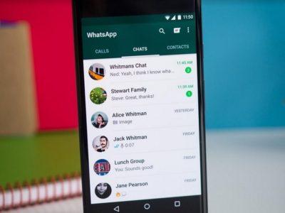 واتساپ در برخی از گوشیهای اندرویدی سبب تخلیهی سریع شارژ باتری میشود