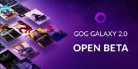 لانچر GOG Galaxy 2.0 هماکنون در نسخهی بتا قابل دسترسی است
