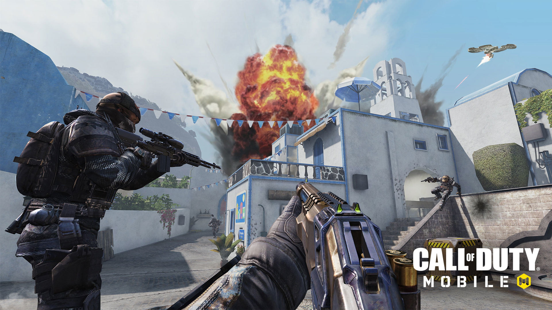 Call of Duty:Mobile برترین بازی ۲۰۱۹ از دید Google Play | تکفارس