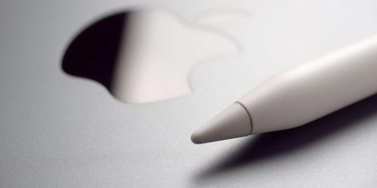 نسل بعدی قلم اپل از ژستهای حرکتی پشتیبانی میکند