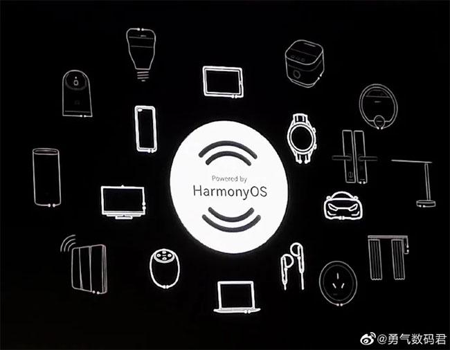 سیستم عامل هارمونی Os