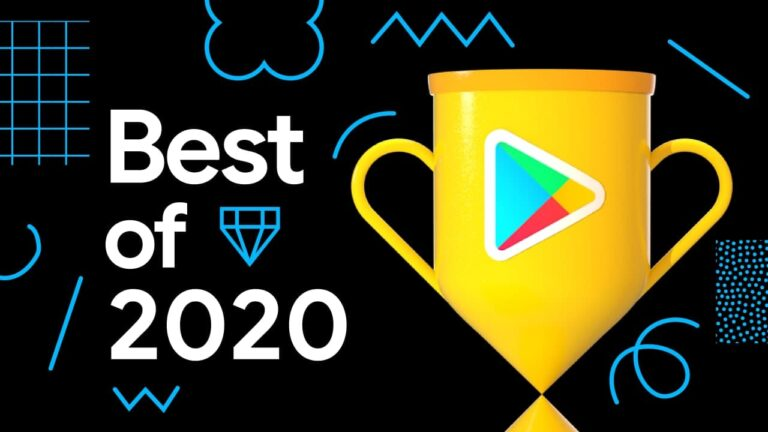 Google Play best of the year
