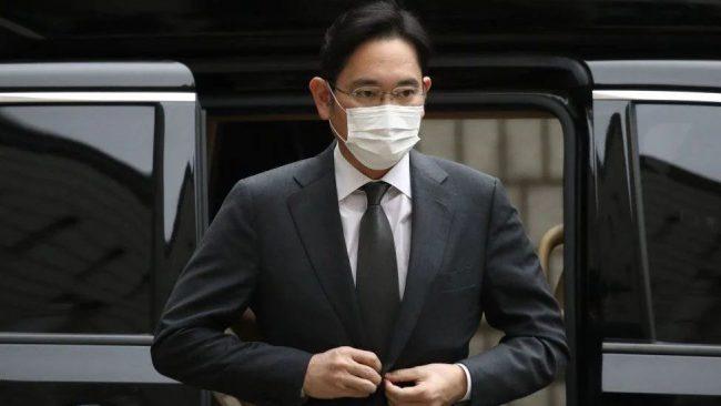 Samsung leader Lee Jae-yong