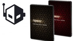 Apacer AS340X and AS350X SATA SSDs