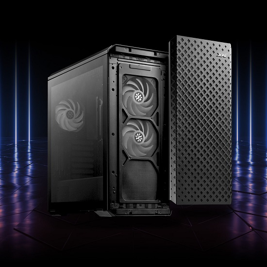 ADATA DEFENDER PRO and STARKER AIR PC Case