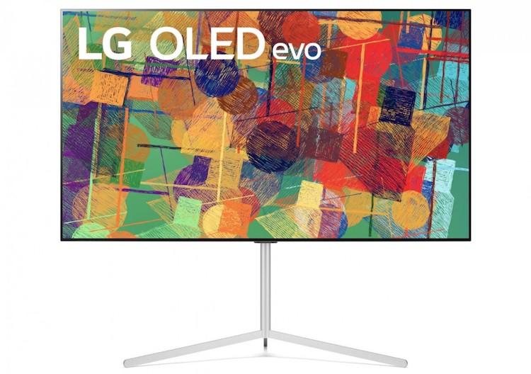 تلویزیونهای OLED شرکت LG