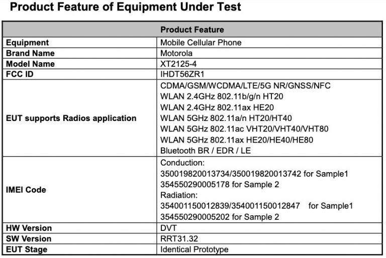Motorola-Nio-FCC-1