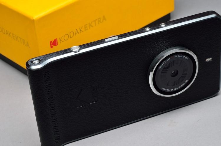 گوشی عجیب Kodak Ektra
