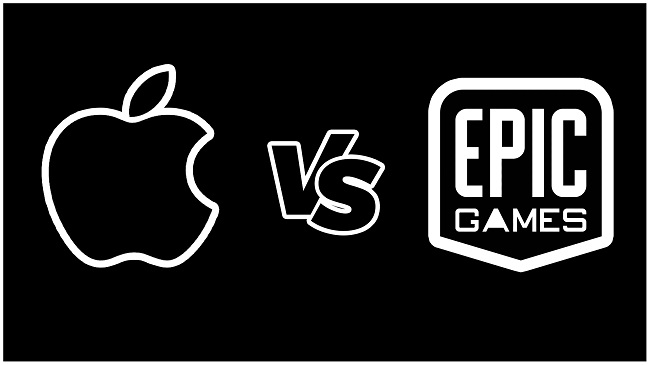 شکایت اپیک گیمز از اپل