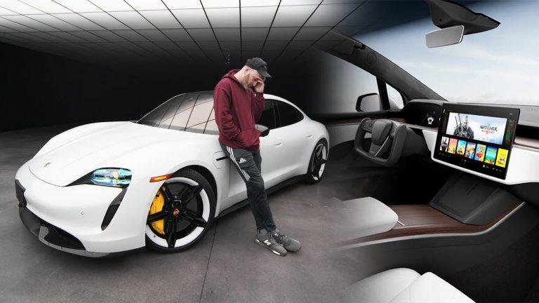 تسلا مدل S