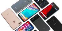 لیست پرفروشترین گوشیها