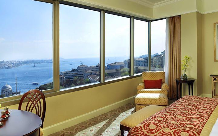 هتلهای استانبول (ترکیه)