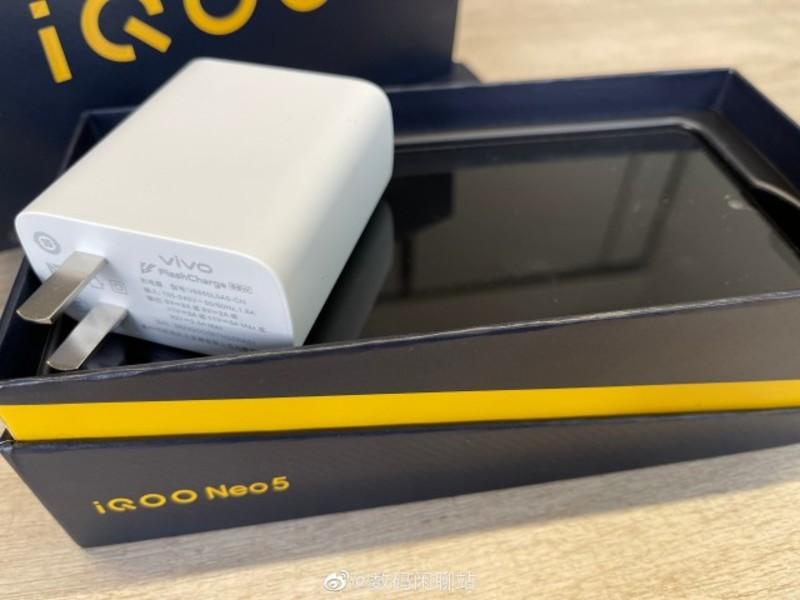 شارژر iQOO Neo5 ویوو