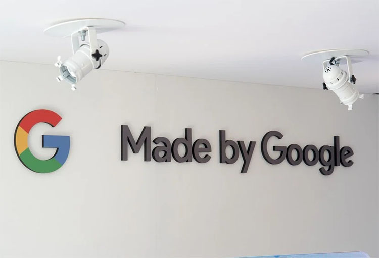 لوگوی ساخته شده توسط گوگل