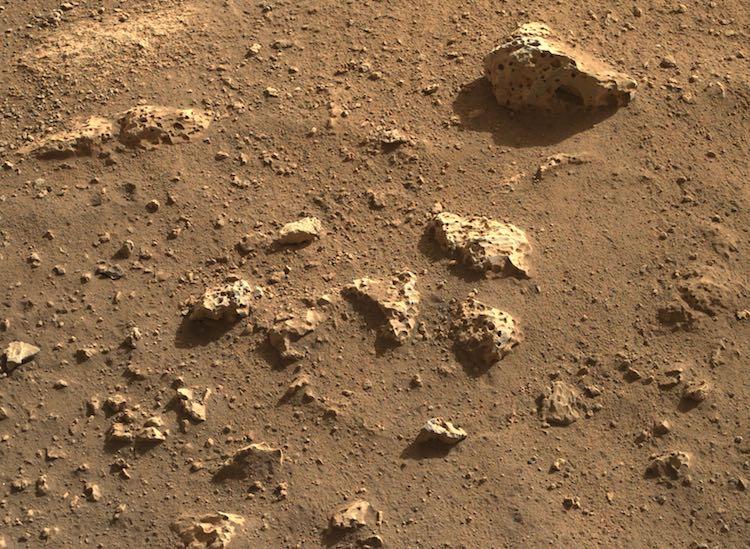 کاوشگر استقامت ناسا به مریخ