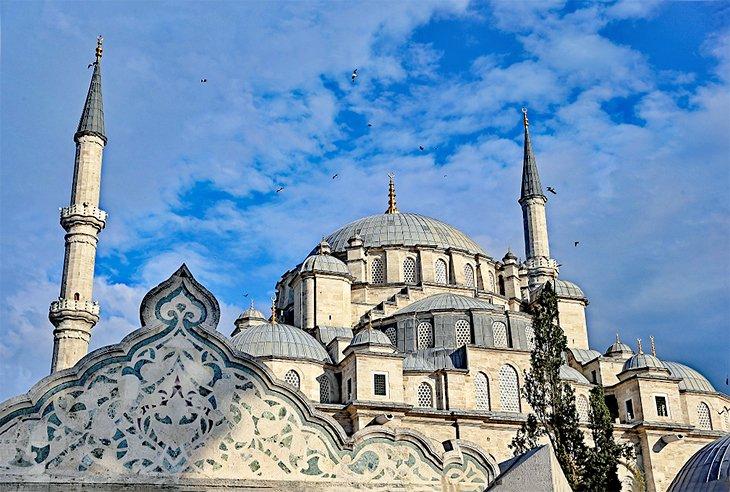 مسجد فاتح، استانبول، ترکیه