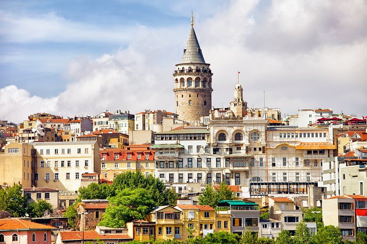 برج گالاتا، استانبول، ترکیه