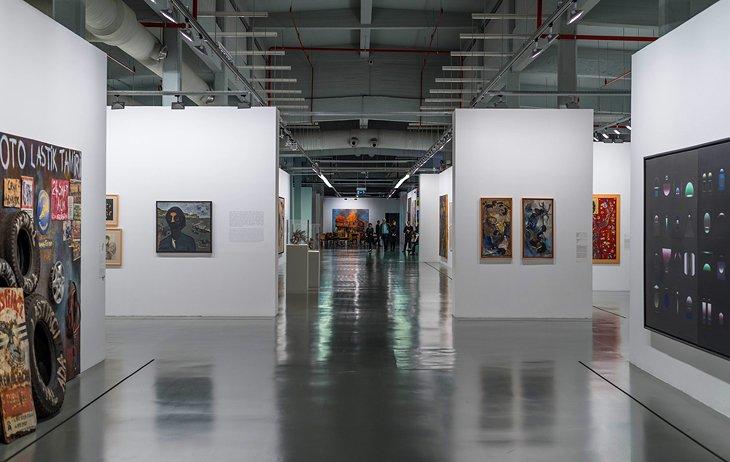 موزه هنرهای مدرن استانبول، ترکیه