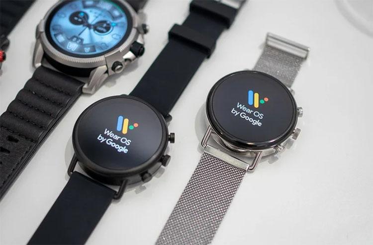 ساعت هوشمند مجهز به Wear OS