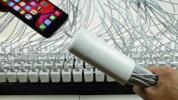 اتصال ۱۰۰ شارژر به یک گوشی