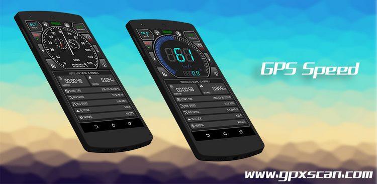 GPS Speed Pro