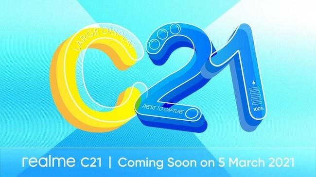 ریلمی C21