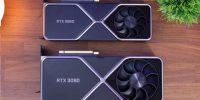 انویدیا RTX 3090 و RTX 3080