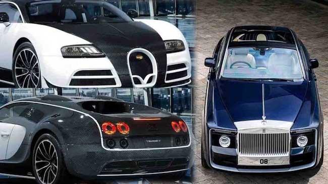 زیباترین خودروهای مدرن