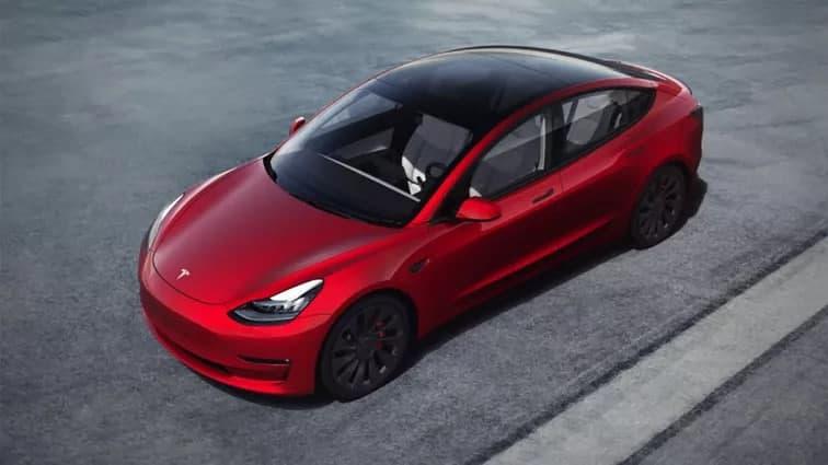 تسلا مدل 3 2021