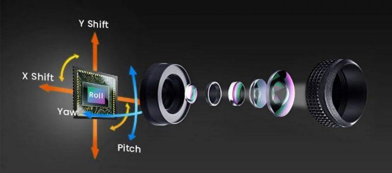 samsung camera sensor