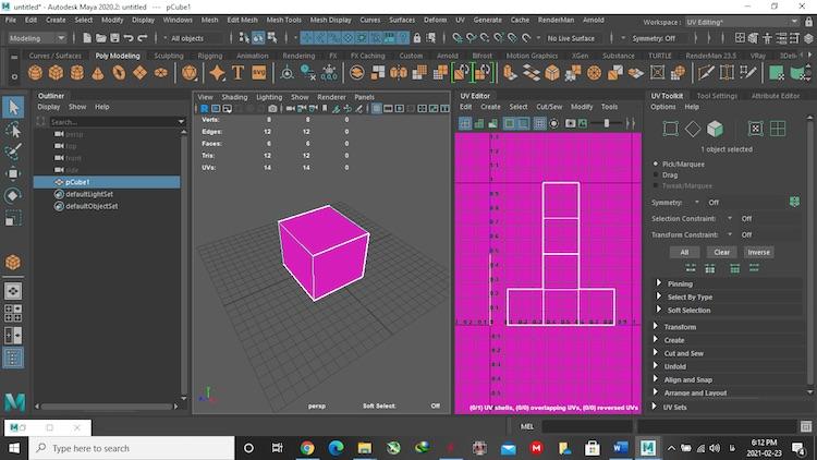 آموزش طراحی ۳ بعدی قسمت دوم